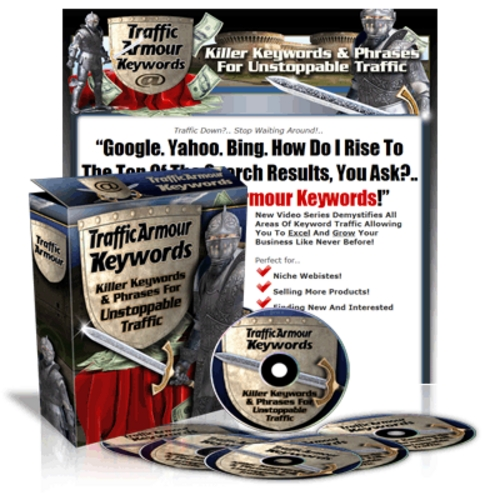 Pay for Traffic Armour Keywords w/MRR