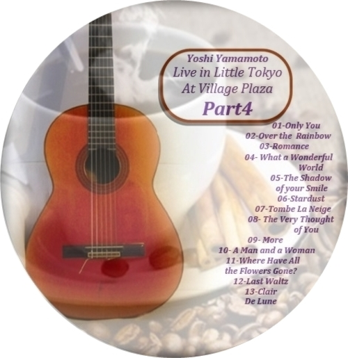 Pay for Tombe La Neige: Guitar Music by Cafe Ginza-USA