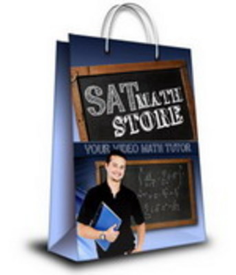 Pay for SAT Math Preparation Videos 5 Gigs of video Package