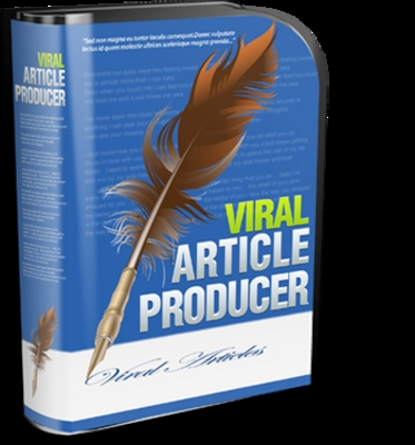 Pay for Viral Article Producer with Resale Rights