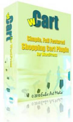 Pay for Wcart WP Shopping Cart w/Zone Shipping Module