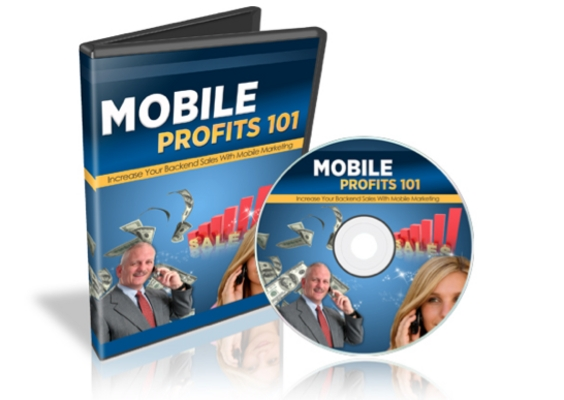 Pay for Mobile Profits 101 with Private Label Rights