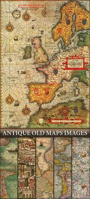 Pay for High Resolution Antique Maps Illustrations Images