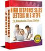 Thumbnail Get High Response Sales Letter