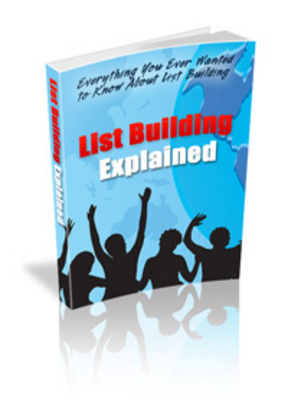 Pay for List Building Explained Easily!