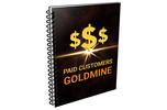 Thumbnail Paid Customers Goldmine