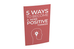 Thumbnail 5 Ways To Become a More Positive Thinker