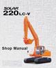 Thumbnail Daewoo S220-V / S220-5 Workshop Manual