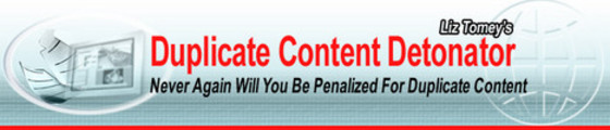Thumbnail Duplicate Content Detonator  (MRR)