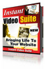 Thumbnail Instant Video Suite: Automatically create embedded web pages (MRR)