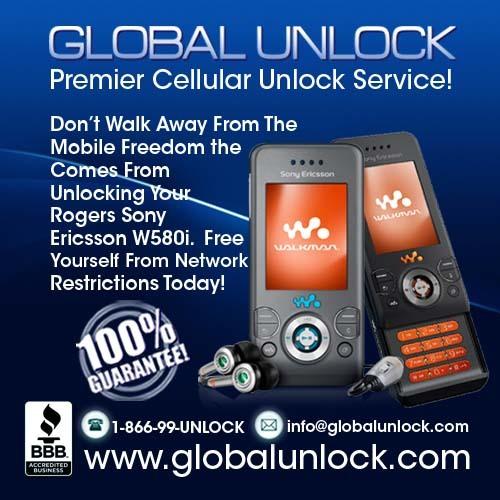rogers sony ericsson w580i easy unlock instructions download cel rh tradebit com M2 Memory Card Sony Ericsson Walkman Cell Phone Sony Ericsson Walkman Phone 4G