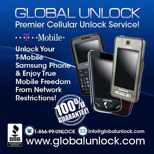 Pay for T Mobile USA Samsung Unlocking Made Easy