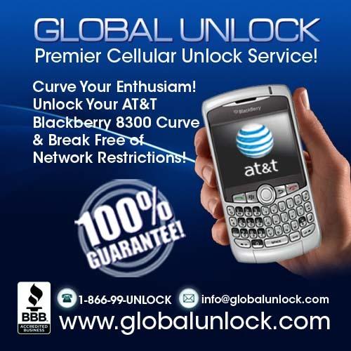 Pay for How To Unlock ATT Blackberry 8300