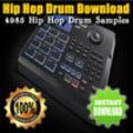 Thumbnail Hip Hop Drum Download - 4985 Hip Hop Drum Samples