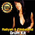 Thumbnail Aaliyah Timbaland Music Drum Kit
