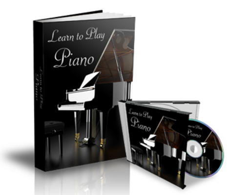 Learn How to Play Piano - 1 Hour 45 Minutes Audio/Ebook
