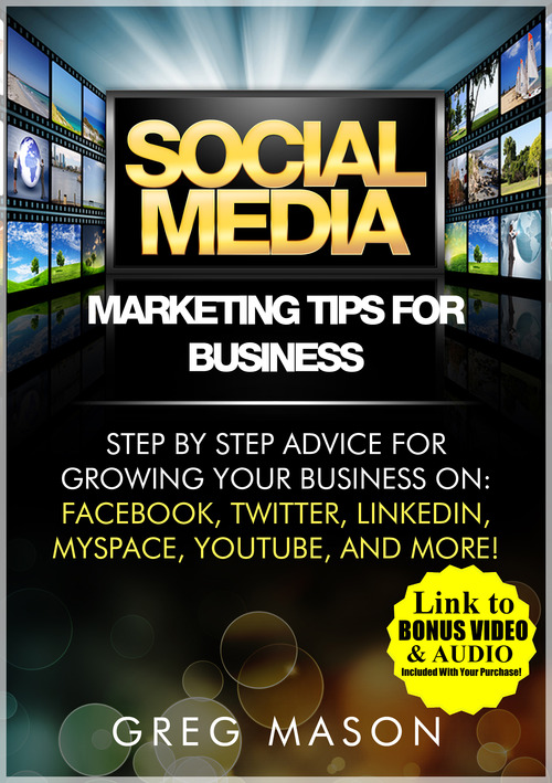 Pay for Social Media Marketing Tips for Business with BONUS VIDEOS!
