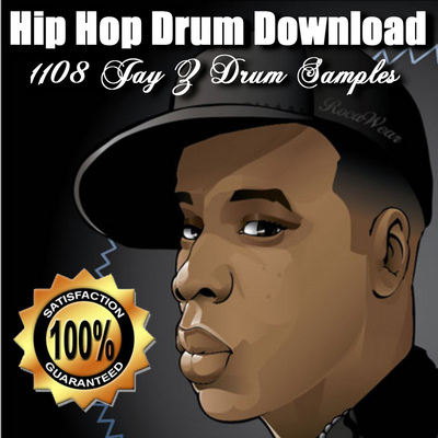 Pay for Hip Hop Drum Download - 1108 Jay Z Drum Samples