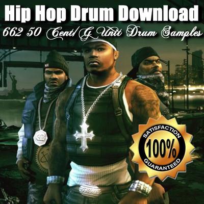 Pay for Hip Hop Drum Download - 662 50 Cent G Unit Drum Samples