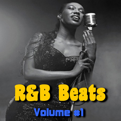 Pay for R&B/RnB Beats/Instrumentals 1-4 (Vol#1) for Your New Album