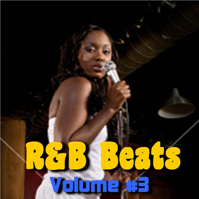 Pay for R&B/RnB Beats/Instrumentals 5-8 (Vol#3) for Your New Album