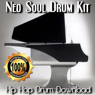 Pay for Neo Soul Drum Kit - Hip Hop Drum Download