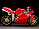 Thumbnail Ducati 998 748 COMPLETE OFFICIAL OWNER, OWNERS, USER MANUAL