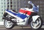 Thumbnail 1987-1996 Honda CBR600F1&1000F Service Repair Manual Shop