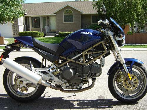 1993 Ducati Monster 600 750 900 Service Shop Repair Manual Downlo