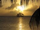 Thumbnail ship ,sea and sunshine