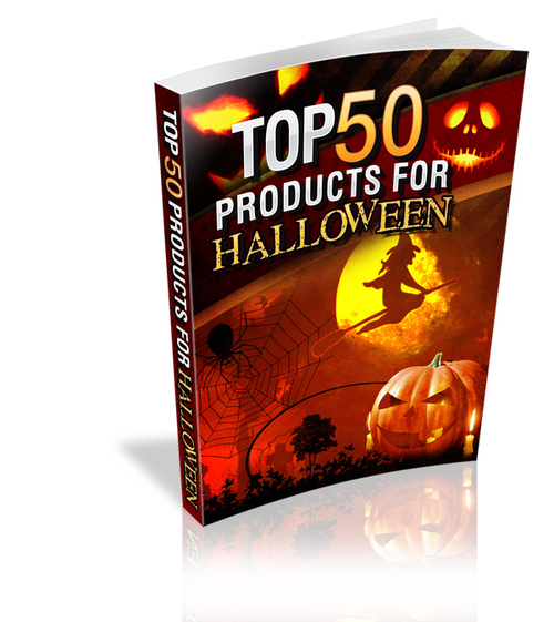 Pay for TOP 50 PRODUCTS FOR HALLOWEEN