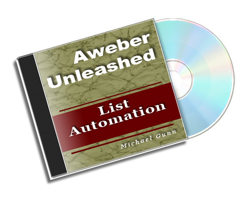 Pay for Aweber UNLEASHED15 Video Series ¡Guaranteed!