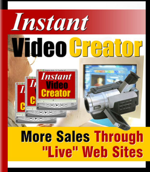 """Pay for Instant Video Creator ¡Guaranteed! """"Full Version"""""""