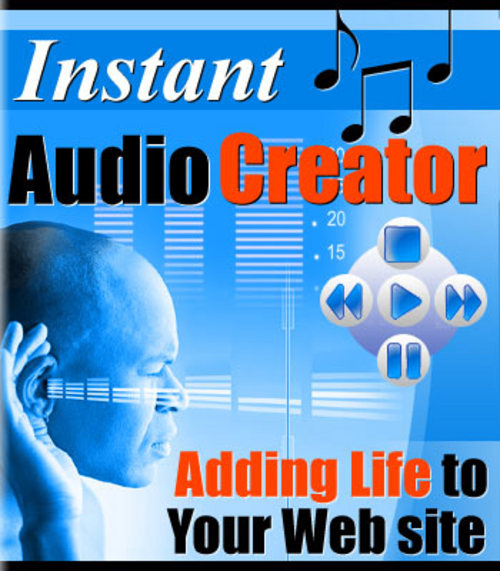 """Pay for Instant Audio Creator ¡Guaranteed! """"Full Version"""""""