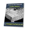 Thumbnail Aristocrat Tablecloth Vintage Crochet pattern eBook (PDF)