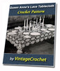 Thumbnail Queen Annes Lace Tablecloth Vintage Crochet pattern eBook