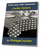 Thumbnail Polka Dots Tablecloth Vintage Crochet pattern eBook (PDF)