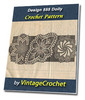 Thumbnail Design 555 Doilies Vintage Crochet Pattern Ebook