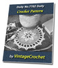 Thumbnail Doily No.7702 Vintage Crochet Pattern Ebook