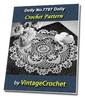 Thumbnail Doily No.7797 Vintage Crochet Pattern Ebook