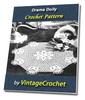 Thumbnail Doily Drama Vintage Crochet Pattern Ebook