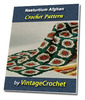 Thumbnail Nasturium Afghan Vintage Crochet Pattern eBook