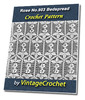 Thumbnail Irish Rose Bedspread No.903 Vintage Crochet Pattern