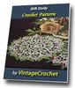Thumbnail Gift Doily Vintage Crochet Pattern