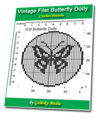 Free Crochet Doily Patterns - Vintage and Modern Design