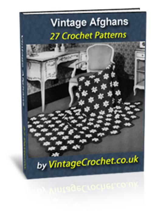 Pay for Vintage Afghans Crochet Patterns Ebook