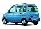 Thumbnail 1997-2008 Suzuki Wagon R+ (RB310/RB413/RB413D) Workshop Repair Service Manual