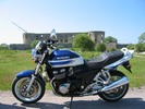 Thumbnail 2002 Suzuki GSX1400 Motorcycle Workshop Repair Service Manual