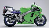Thumbnail 1996 Kawasaki Ninja ZX-7R, Ninja ZX-7RR Workshop Repair Service Manual in GERMAN