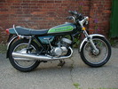 Thumbnail 1969-1977 Kawasaki H Series Motorcycle Workshop Repair Service Manual